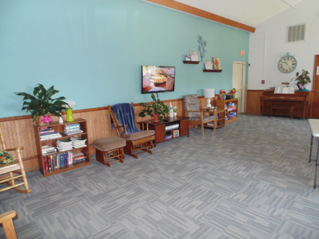 Tripoli Nursing and Rehab - Activity Room